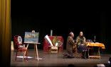 La bohème di G. Puccini - 9 gennaio 2013, Teatro Dehon, Bologna - Davide Olivoni (che interpreta Rodolfo) è insieme a Mimì